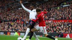 Манчестър Юнайтед - Ливърпул 1:1 (Развой на срещата по минути)