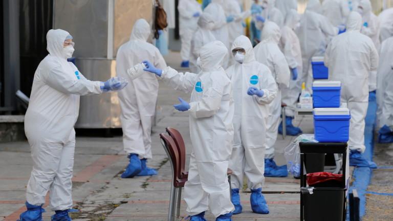 Мексико регистрира 501 смъртни случая от коронавирус за последното денонощие,