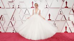 Историята зад роклята на Мария Бакалова на Оскарите