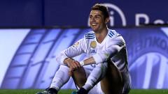 Роналдо изви ръцете на Реал (Мадрид)