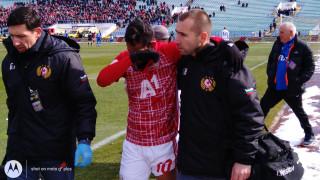 Нападател на ЦСКА пропуска мача със Септември