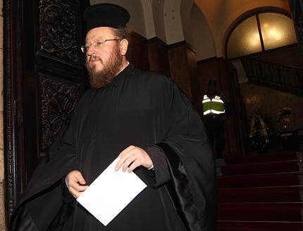 Патриарх Максим завещал всичко на синода и църквата