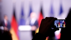 Германия и Франция с предпазлив оптимизъм след среща с Тилърсън за Сирия