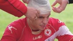 Лукас Саша излиза срещу Берое