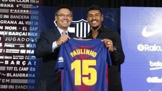 Тази година Барселона продаде футболисти за малко над 200 милиона евро