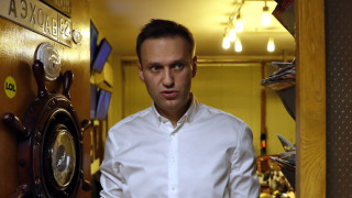 В организма на Навални откриха вещество, застрашаващо и хората около него