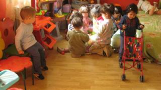Масови нарушения в храненето на децата в забавачките