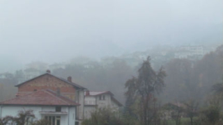 Жълт код в 24 области заради мъгла