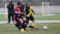 Експериментален Ботев (Пд) победи тим от Трета лига в контрола
