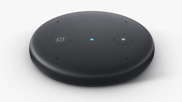 Amazon Echo Input.
