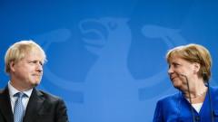 Борис Джонсън и Ангела Меркел режат Русия за връщане в Г-8