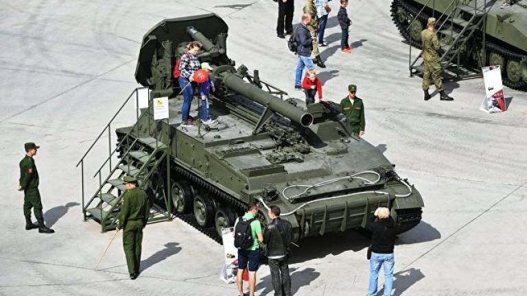 Русия е започнала да модернизира своята