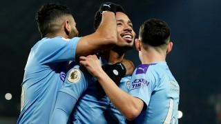 Два гола на Жезус подпечатаха първата победа на Сити за годината
