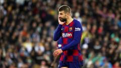 Жерар Пике: В Ла Лига важен е талантът, а във Висшата лига - физиката