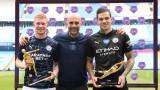 Индивидуални награди за футболистите на Ман Сити
