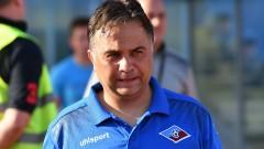 Николай Митов: Няма да се оправдавам с футболистите