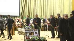 Търново и България се простиха с Трифон Иванов