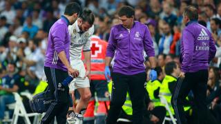 Много лоша новина за Реал: Гарет Бейл пропуска двата мача с Атлетико и четири от Ла Лига!