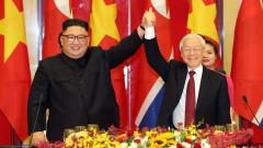 Ким Чен-ун напусна Ханой