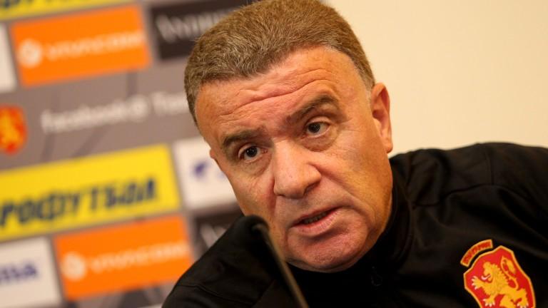 Любомир Шейтанов отново ще тренира вратарите в националния отбор