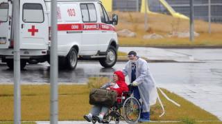 Коронавирус: Русия с нов рекорд, заразени са вече над 1% от населението