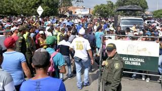 Колумбия: Венецуела е пред хуманитарна криза