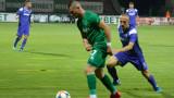 Етър - Ботев (Враца) 0:0, Миланов откаран от линейка след тежък сблъсък