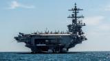 Двата самолетоносача на САЩ са в Средиземно море заради застъпен график