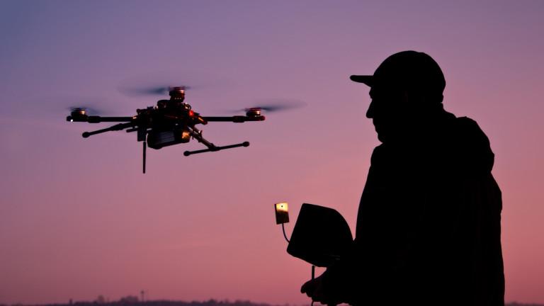 Снимка: Amazon ще предлага наблюдение с дронове