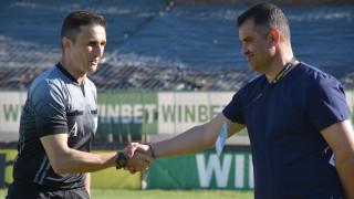 Веселин Великов: Ако бяхме повели, мачът отиваше в друго русло