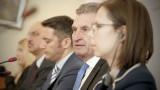 Гюнтер Йотингер разбра колко е важна за България кохезионната политика
