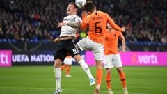 """Германия - Холандия 2:2, """"лалетата"""" се върнаха в мача!"""