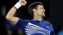 Новак Джокович изхвърли Цонга от Australian Open