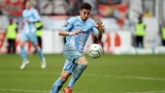 Дюделанж громи във финала за Купата на Люксембург, Едисон Йорданов с гол