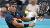Хуан Мартин дел Потро официално пропуска Australian Open 2020