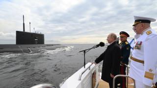 Путин предупреди: Военният флот на Русия може да открие всякакъв противник и да му нанесе удар