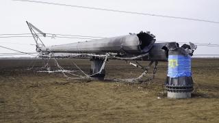 Путин пусна удвоена мощност на електропровода за Крим