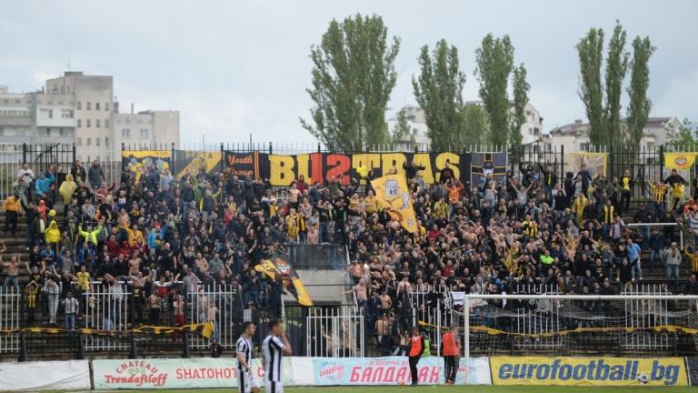 Ботев (Пловдив) посреща градския си съперник Локомотив вдербито между двата