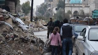 Боевете край Дамаск не стихват
