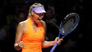 Мария Шарапова спечели мачa на завръщането си