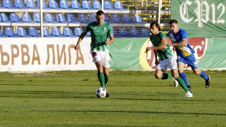 Дербито на Стара Загора: Верея - Берое, гол №200 на Мартин Камбуров!