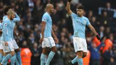 Шестима играчи на Манчесър Сити пропускат мача с Бърнли