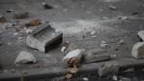Сградата на Патентното ведомство във Варна се руши
