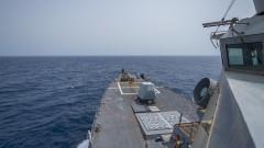 Азербайджан спаси 9 души от ирански товарен кораб в Каспийско море