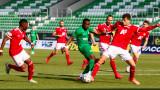 Лудогорец победи ЦСКА с 1:0
