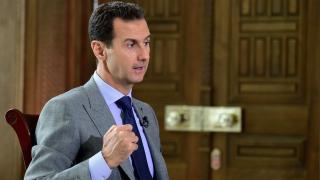 Асад се завръща на бял кон