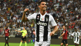 """Роналдо донесе първи трофей на Ювентус, """"бианконерите"""" грабнаха Суперкупата на Италия"""