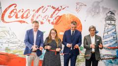 Coca-Cola отвори нов офис в България с 90 работни места