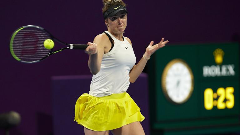 Елина Свитолина спечели турнира в Монтерей