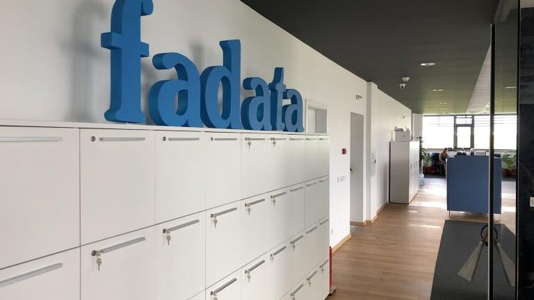 Fadata Group се премести в нов офис